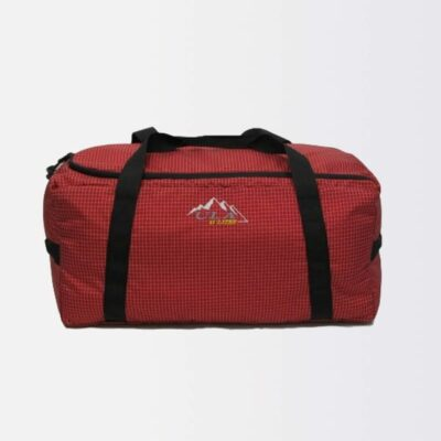 45L Duffle Bag - Red