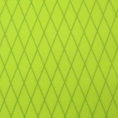 High Visability VX25 Fabric: Hot Lime